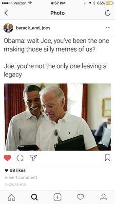 Hilarious Memes Of Joe Biden Plotting White House Pranks Are Internet Gold – 20 Pics - Daily LOL Pics Joe And Obama, Obama And Biden, Joe Biden, Memes Humor, Funny Memes, Jokes, Funniest Memes, Fandom Memes, Humor Quotes