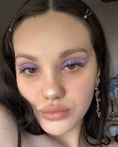 Makeup Goals, Makeup Inspo, Makeup Art, Makeup Inspiration, Makeup Tips, Beauty Makeup, Hair Makeup, Cool Makeup Looks, Glowy Makeup