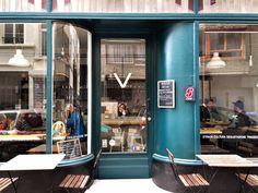 nice Signora Ava - Brussels  #Brussels #Dansaert@en #Dinner #Italian #Lunch #Pasta@en #restaurant #SainteCatherine@en #signoraava@en