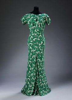 Charles James (designer), Jean Cocteau (textile, designer)