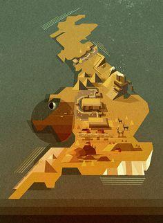 Illustrations by Matthew Lyons