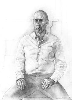 Phil Jones - by Sam Dalby