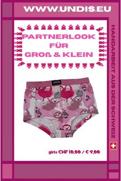 UNDIS www.undis.eu Die handgemachte Unterwäsche im Partnerlook für die ganze Familie. Lustige Motive und flippige Farben für Groß und Klein! #undis #bunte #Kinderboxershorts #Lustigeboxershorts #boxershorts #Frauenunterwäsche #Männerboxershorts #Männerunterwäsche #Herrenboxershorts #undis #bunteboxershorts #Unterwäsche #handgemacht #verschenken #familie #Partnerlook #mensfashion #lustige #vatertagsgeschenk #geschenksidee #eltern One Piece, Swimwear, Fashion, Self, Mother Daughters, Parents, Men's Boxer Briefs, Sloth Animal, Great Gifts