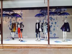 "Fenwick London England,""Come Rain or Shine......"", pinned by Ton van der Veer"