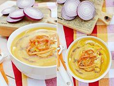 zupa marchewkowa - przepis na zupę krem z marchwi