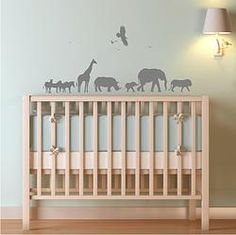 African Safari Decal from