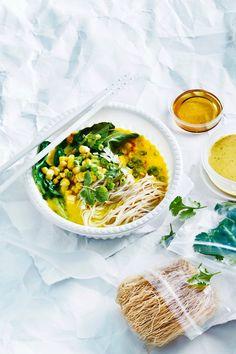 we life is good Asian Recipes, Ethnic Recipes, Food To Go, Kimchi, Vegan Vegetarian, Ramen, Risotto, Curry, Veggies