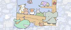melatih daya visual anak dengan menggambar hewan