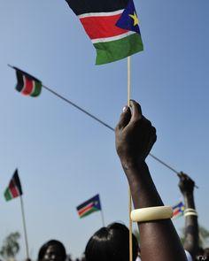Happy birthday, South Sudan!