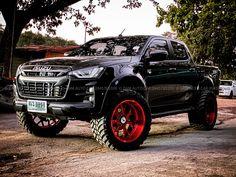 Isuzu D Max, Toyota Hilux, Custom Wheels, Pickup Trucks, Jeep, Thailand, Wallpaper, Vehicles, Women's Casual Looks