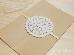 Doily coaster with a WORKING link to the pattern chart. The site is in Korean but the chart is easy enough to read.