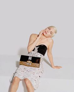 Michelle Williams for Louis Vuitton Spring/Summer 2017 photographed by Bruce Weber