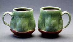 Elise Willa Pincu Delfielda, I love the surface/glaze