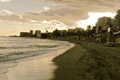 seaside. Malaga. Spain Malaga Spain, Seaside, Death, Country Roads, Journey, Europe, Adventure, Water, Outdoor