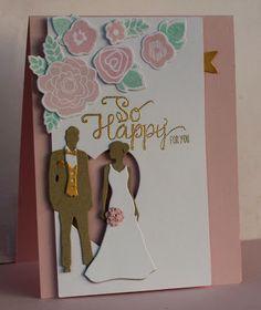 Sincerely Yours: Papertrey Ink Blog Hop (Man & Wife die, Bigger Blooms)