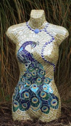 paper cuts mosaic peacock - Google Search