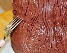 Resultado de imagem para cakes that look like stumps