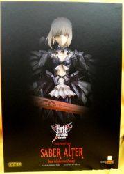 グッドスマイルカンパニー Fate/stay night セイバーオルタ hukeコラボパッケージ