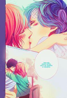 Ao Haru Ride 46 página 41 - Leer Manga en Español gratis en NineManga.com