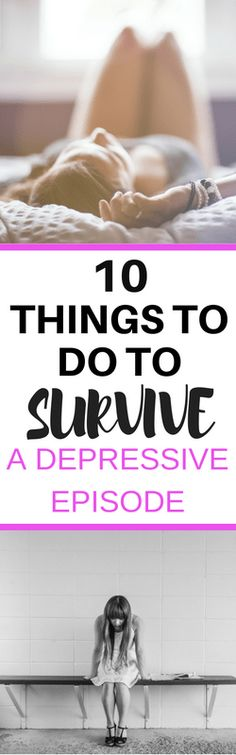 Tips and tricks to relieve symptoms of depression. Things to do when you feel sad and depressed. Managing Depression, Explaining Depression, Living With Depression, Depression Recovery, How To Cure Depression, Overcoming Depression, Depression Symptoms, Depression Quotes, Tips