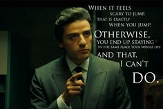 Motivation courtesy A Most Violent Year