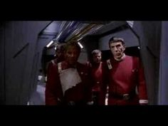 Star Trek 6 The Undiscovered Country Trailer - not the most popular of the films but to me sums up what the franchise was all about and was a fitting end for the crew of the first series