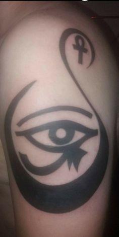Tattoo ank eghipt