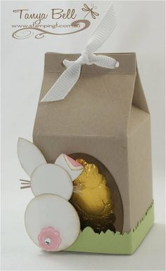 easter mini milk carton (image only via google)
