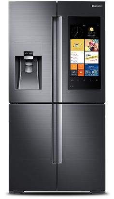Family Hub Refrigerator  Get the tech job with your dream company through us http://recruitingforgood.com/