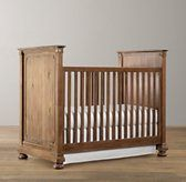 Jameson Panel Crib   Cribs & Bassinets   Restoration Hardware Baby & Child