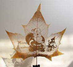 Feeling like adding some decorative pieces to your walls or want to make unique gifts for someone special for you for any occasions - now it is possible with this amazing leaf engraving art. https://www.etsy.com/listing/164894332/free-shipping-unique-leaf-engraving-art?ref=related-1