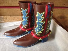 #chocolate #cowboy boots
