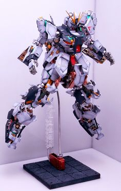 GUNDAM GUY: MG 1/100 Nu Gundam Ver. Ka ~Full Hatch Open Ver.~ - Customized Build