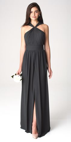 Bill Levkoff Style 1274 in Charcoal
