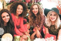 Merry Christmas from Little Mix!