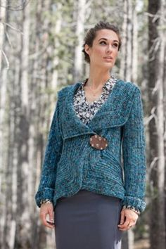 How to Crochet the Sea Tangle Jacket: Part 2
