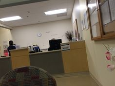 July 7 -- Waiting for a MRI.