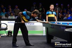 2014 Betway World Cup of Pool - Reigning champs through - http://thepoolscene.com/international-pool-and-billiards/2014-betway-world-cup-pool-reigning-champs/