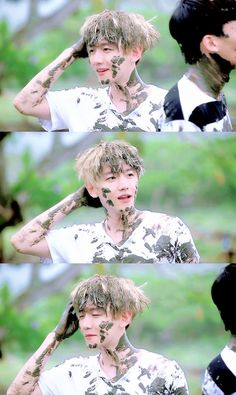Image about exo in Baekhyun💝🙊 by Anaîs Henrondale Baekhyun Chanyeol, Park Chanyeol, Korean Boy, Exo Korean, Exo Ot12, Chanbaek, K Pop, Exo Dear Happiness, Exo Album