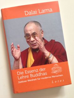 "Finished the book ""A Profound Mind. Cultivating Wisdom in Everyday Life"" (Die Essenz der Lehre Buddhas - Zeitlose Weisheit für moderne Menschen) by H.H. the 14th Dalai Lama. Enjoyed reading this book as it is a modern and fresh introduction into Buddhism. Like the modern style it is written in and the good explanation of basic Buddhist principles and teachings."