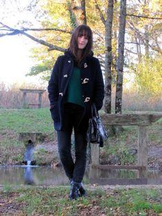 Duffle-coat par @Léa - What the L