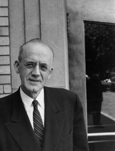 Words cannot describe how much A. W. Tozer has impacted the lives of Christians all over the world. His deep passion for Christ served as a catalyst for many believers to dive into a more dynamic relationship with our Creator. His legacy has impacted many at Crown College - the C and the church at large. http://www.cmalliance.org/about/history/tozer #crowncollege