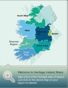 Welcome to Heritage Ireland's website.  It is designed to introduce you to some of the many rich and varied attractions of Ireland's Heritage.