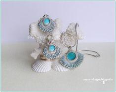 Mina smycken: Blue zircon