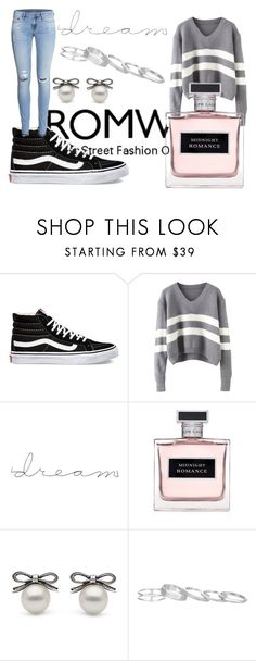 """""""Untitled #304"""" by nat-nat123 ❤ liked on Polyvore featuring Vans, H&M, WALL, Ralph Lauren and Kendra Scott"""