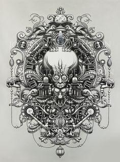 The Herd - 2012 - Joe Fenton Art