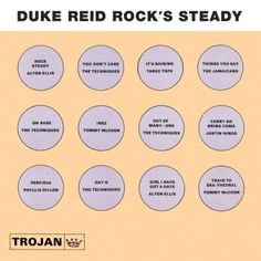 Duke Reid Rock Steady - Duke Reid Rock Steady