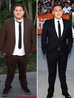 Can we all give a round of applause to Jonah Hill. Way to go man.