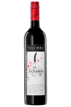 The Grape Certified Platinum 2012 Yalumba The Scribbler Red Blend is one of our highest rated #wines and for $19 there simply isn't a better #wine deal out there. Try it w/ any of your favorite #beef or #pork #recipes and you'll feel like you've won! Cheers!