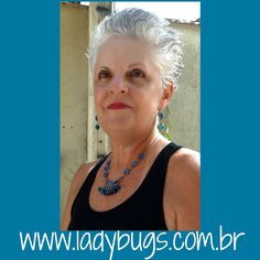 Tudo azulBrinco Flor - Azul e Prata Velho por R$ 26,00 e Colar Franja – Azul e Grafite por R$ 62,50. Peças de design exclusivo Nikah Costa para a Ladybugs. Tem mais fotos no  Link na bio ou www.ladybugs.com.br  #acessóriosfemininos #acessorios #bijuteria #bijuterias #bijoux #visitenossaloja #bijuteriaonline #exclusividade #novidades #trendalert #moda #tendencia #lojavirtual #lojaonline #compredopequeno #caraguatatuba #jundiai #brasil #brinco #maxibrinco #colar #franja #azul